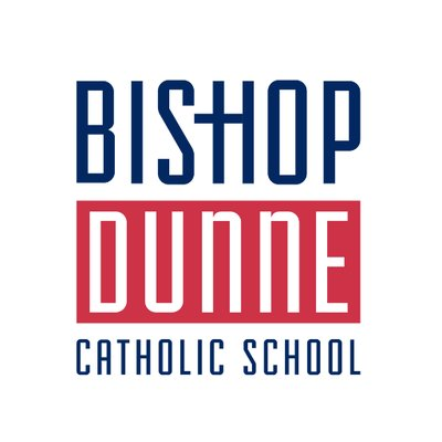 bishop dunne catholic school logo for gloria nieto photography school marketing dallas photographer