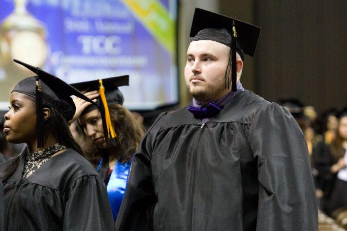 Gloria Nieto Photography Dallas Fort Worth - School Marketing Photo Graduation Tarrant County College